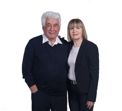 Ehepaar Denk Senior